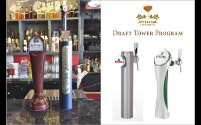 Artisanal Imports Draft Tower Program