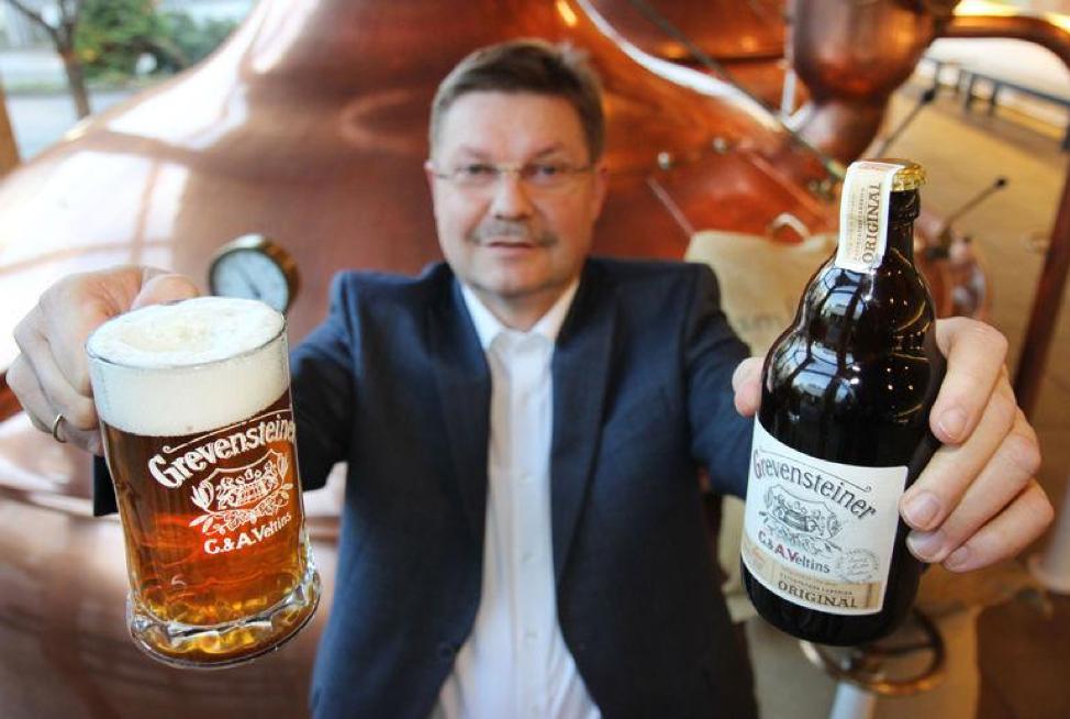 Discovery Series: Brauerei C. & A. VELTINS