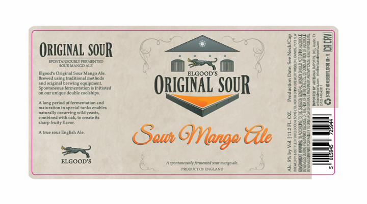 Elgood's Brewery Announces First Bottled Sour, Due Summer 2017