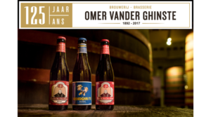 Brouwerij Omer Vander Ghinste Celebrates 125 Years of Belgian Excellence