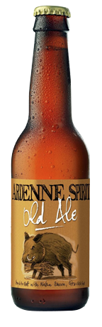 "Bastogne Ardenne Spirit ""Old Ale"""