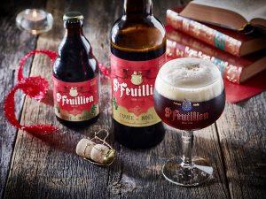 St Feuillien Cuvee de Noel
