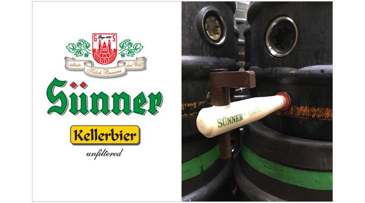 Sünner Kellerbier Coming To The U.S. In April